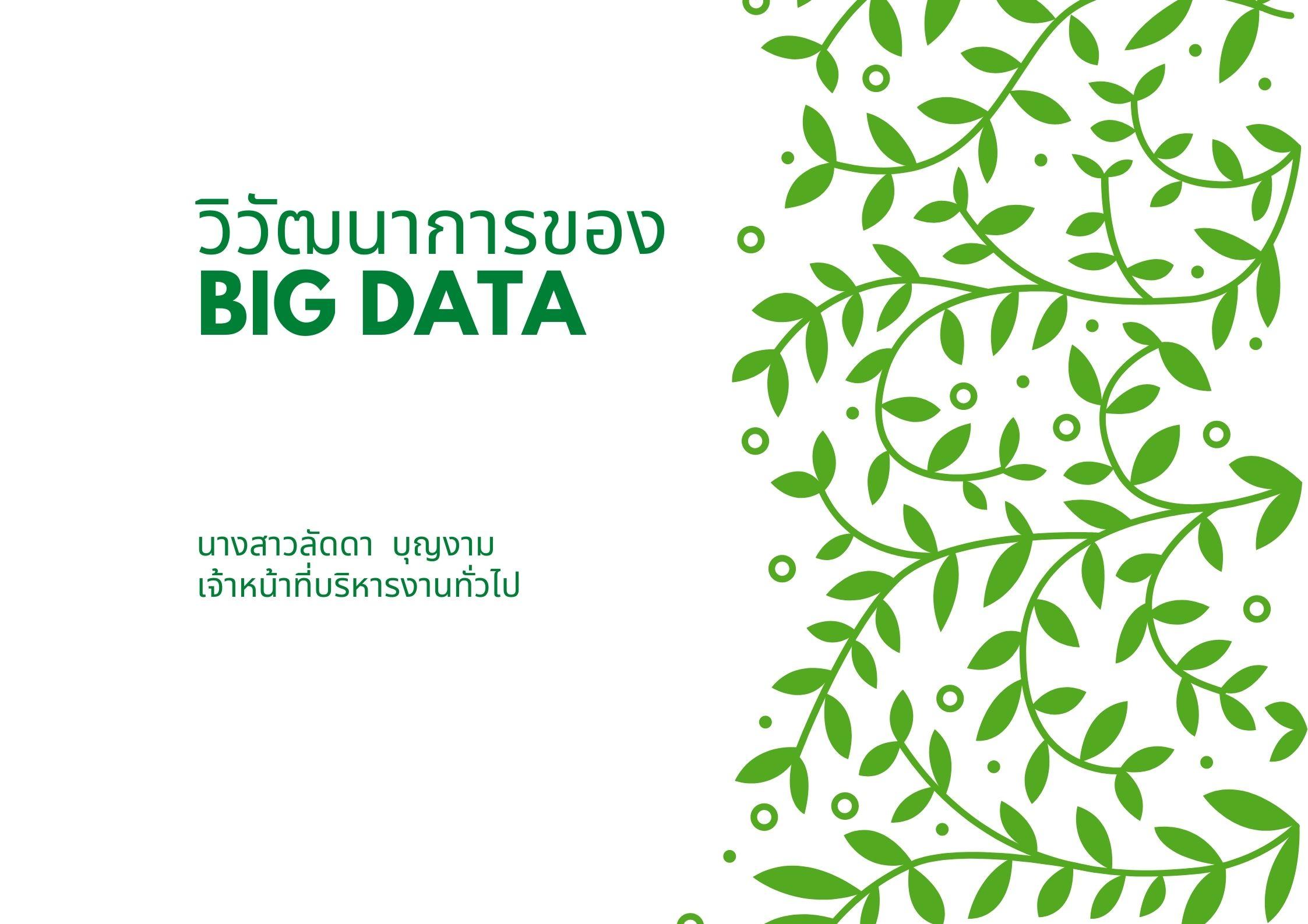วิวัฒนาการของ-Big-Data