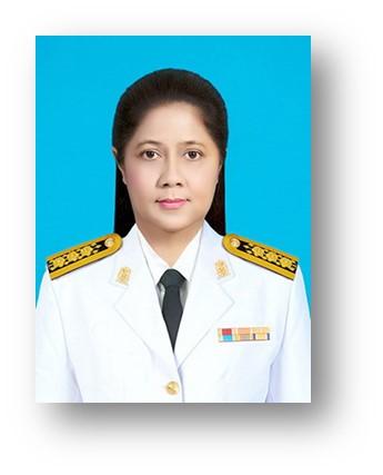 นางสาวโสภนา วงศ์ทอง (Miss Sopana Wongthong)