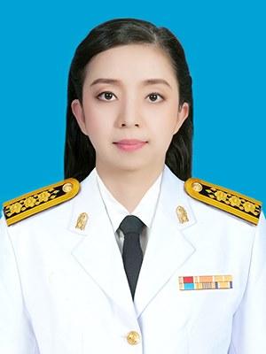 นางสาวจันทิรา วงศ์วิเชียร (Miss Chantira Wongwichian)