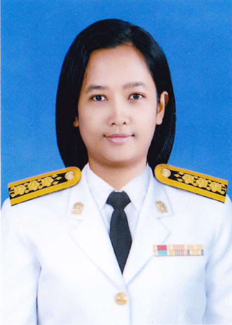 นางสาวจตุพร คงทอง (Miss Jatuporn Khongtong)