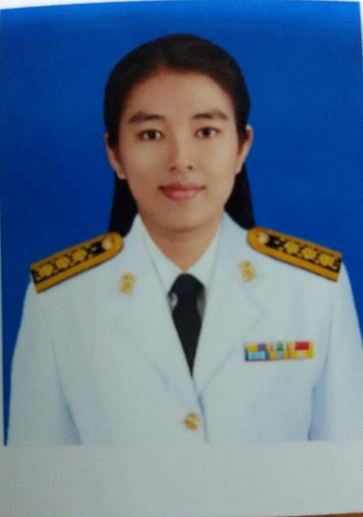 นางสาวณัฎฐิณีย์ คงนวล (Miss Nattinee Khongnual)