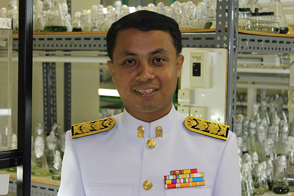 นายสมรักษ์ รอดเจริญ (Mr. Somrak Rodjaroen)